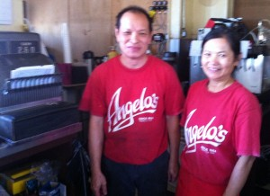 Owners of Angelo's Drive-In in Fresno