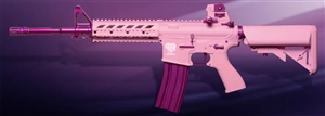 Airsoft Guns Paint Bright Colors California