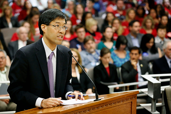 Dem Sen. Richard Pan New Bill to Force News Sites to Use ...